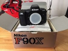 Nikon F90X 35mm SLR Film Camera Body Only