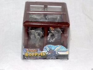 NEW IN BOX CAGE KABUTERIMON DIGIMON  FIGURE