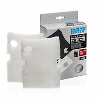 Hydor Professional External Canister Filter Media, 2 pk, Small, White