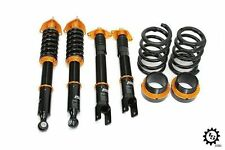 2005-2010 VW Jetta 5 V ISC Suspension N1 Coilovers Lowering Kit Set Coils New US