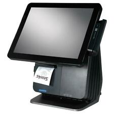 Sam4s Spt 7640 Aio Touchscreen Pc Pos Terminal System With Receipt Printer Amp Swipe