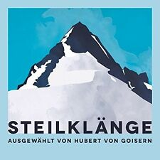 HUBERT VON GOISERN - STEILKLÄNGE,VOL.1  CD NEU