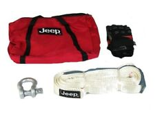 New Jeep Brand Trail Rated Tow Kit Factory Mopar New 82213901AB