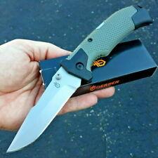 Couteau Gerber Edict Lame Acier 154CM Manche GFN Made In USA G1300
