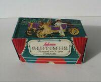 VINTAGE CLOCKWORK SCHUCO 1230 OLDTIMER RENAULT 6CV BOX