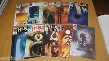 HELLBLAZER 1/10 - SERIE COMPLETA - 1994 / 1995 - FUMETTO DARK COMIC ART DC-WW1