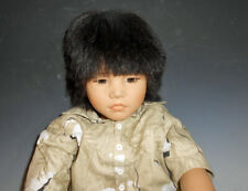 Annette Hemstedt Puppin Kinder Boy Doll Makimura 1147 with Box