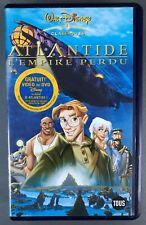 """VHS """"Atlantide : L'empire perdu"""". (GW)"""