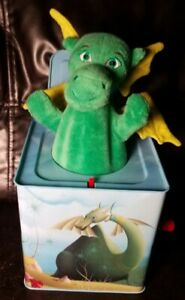 Puff the Magic Dragon Jack in the Box Kids Preferred Musical Wind-Up Toy