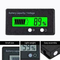 LCD Battery Capacity Indicator Digital Voltmeter Voltage Monitor Meter Test X1Z5