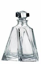 Crystalex Bohemia 'Lovers' Set, Two Decanters 25 Oz, Bohemian Lead-Free Crystal