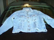 VINTAGE Lee Jean Denim Size Jacket - Sauza Tequila - NEW - L