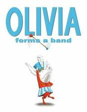 NEW...Olivia Forms a Band by Ian Falconer (2006, Picture Book)