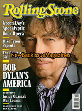 Rolling Stone 5/09,Bob Dylan,Mike Tyson,Coachella,May 2009,NEW