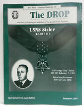 """""""GREEN BERET"""" THE DROP MAGAZINE, SUMMER 1998 ISSUE, SPECIAL FORCES ASSOCIATION"""