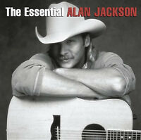 ALAN JACKSON The Essential 2CD BRAND NEW Best Of Greatest Hits Country