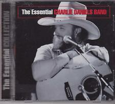 THE ESSENTIAL CHARLIE DANIELS BAND - CD
