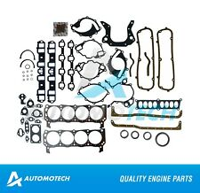 Full gasket Set Fits Ford F150 F250 5.8L
