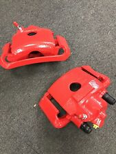 Mk1 Golf GTI VW11 front 239mm brake calipers with carriers totally refurbed