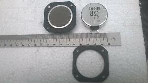 2 Stück Magnetostat , TW 441B,  8 Ohm mit Montagering