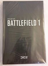 The Art of Battlefield 1 Dice Studios Hardcover Book Brand New Sealed