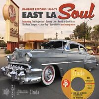 East LA Soul  Rampart Records 19631971 [CD]