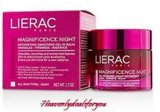 NIB sealed LIERAC Magnificence Night Revitalizing Smoothing Gel-In-Balm 1.7oz