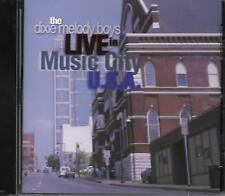 "DIXIE MELODY BOYS...""LIVE IN MUSIC CITY USA""...""McCRAY DOVE"".....LIVE CONCERT CD"