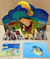 Playmobil 5719 Nativity Set (INCOMPLETE)