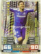 Match Attax 2014/15 Premier League - #425 Frank Lampard - Record Breaker