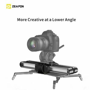 "ZEAPON Micro2 High-Precsion Camera Slider 21.25""/54cm Video Slider Fluid Damping"