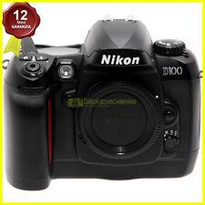 Nikon D100 body fotocamera digitale reflex usata. Macchina fotografica.