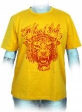 MIAMI INK T-Shirt Tiger yel - Taglia XL - OFFICIAL MERCHANDISE