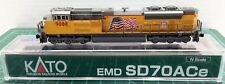 N Scale KATO SD70ACe 'Union Pacific' Road #9088 DCC Ready Item #176-8522
