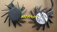 For ADDA 45mm AY04512UB10BB00 Fan 34*34*26mm 3pin #Shu62