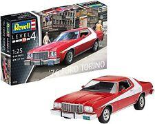 Revell 07038 - Modellbausatz 76 Ford Torino im Maßstab 1:25, Level 4