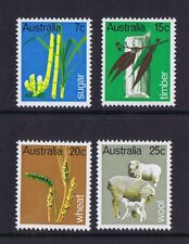 Australian Decimal Stamps 1969 Primary Industries Set Well Centred SPECIAL PRICE