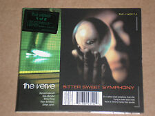 THE VERVE - BITTER SWEET SIMPHONY - CD SINGLE DIGIPAK COME NUOVO (MINT)