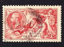 Great Britain Scott 223  F to VF used with a nice SOTN registered cds.