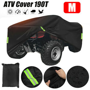 M Universal ATV Cover Waterproof UV Rain Dust Resistant All Weather Protection