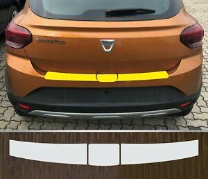 Protezione Vernice Del Bordo Trasparente Dacia Sandero Stepway Da 2020