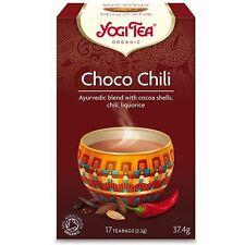 Yogi Tea Choco Chili té 17 Bolsa