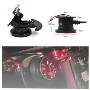 Aluminum Quick Release Adapter For Steering Wheel Hub Auto Accessories Boss Kit