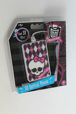 NEW Monster High 3D Optical Mouse FACTORY SEALED Sakar for Windows
