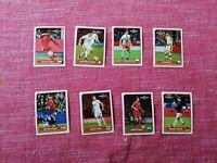 Panini EURO 2016 COCA COLA SET POLAND POLONIA POLSKA figurine stickers vignette