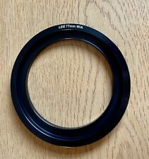Lee Filters Lens Adaptor Ring 77mm W/A