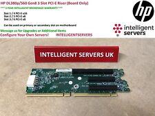 HP DL380p/560 Gen8 3 Slot PCI-E Riser ** Board Only **  -   662524-001