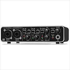 Behringer UMC204HD USB MIDI Audio Interface