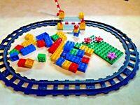 LEGO Duplo 1x Dach Platte Vordach 8x3 hell grün 2156