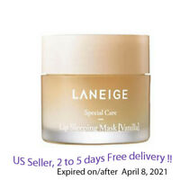 Laneige  Lip Sleeping Mask [Vanilla] 20 ml + Free Sample !!